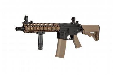 Šratasvydžio automatas Daniel Defense® MK18 SA-E19 EDGE™ Chaos Bronze 2