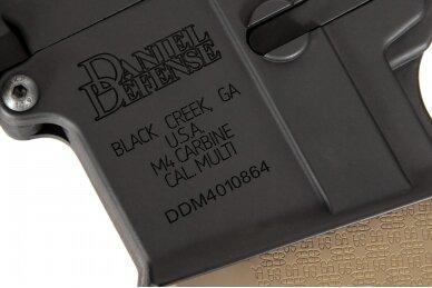 Šratasvydžio automatas Daniel Defense® MK18 SA-E19 EDGE™ Chaos Bronze 14