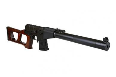 Šratasvydžio snaiperinis ginklas LCT VSS Vintorez 3