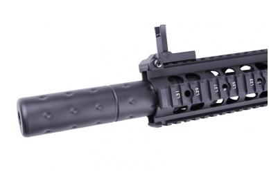 Šratasvydžio Automatas M4 Suppresed SA-A07 11
