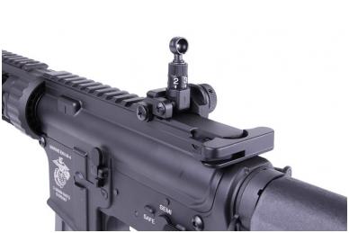 Šratasvydžio Automatas M4 Suppresed SA-A07 13