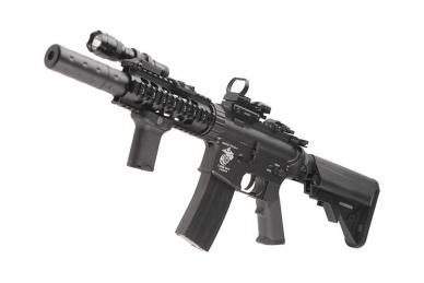 Šratasvydžio Automatas M4 Suppresed SA-A07 18