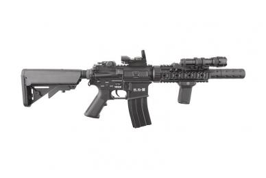 Šratasvydžio Automatas M4 Suppresed SA-A07 19