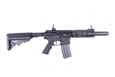 Šratasvydžio Automatas M4 Suppresed SA-A07 6