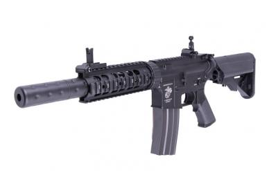 Šratasvydžio Automatas M4 Suppresed SA-A07 3