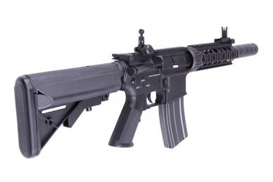Šratasvydžio Automatas M4 Suppresed SA-A07 5