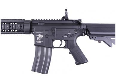 Šratasvydžio Automatas M4 Suppresed SA-A07 8