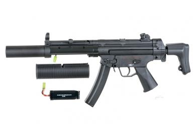 Šratasvydžio automatas MP5 SD6 13
