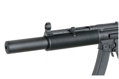 Šratasvydžio automatas MP5 SD6 4