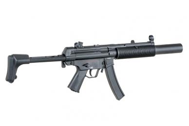 Šratasvydžio automatas MP5 SD6 8