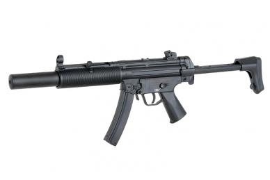 Šratasvydžio automatas MP5 SD6 9