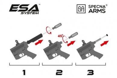 Šratasvydžio automatas RRA SA-C10 PDW CORE™ - Half-Tan 16