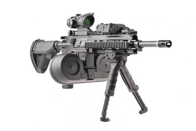 Šratasvydžio automatas HK 416 SA-H03 14