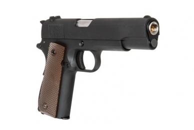 Šratasvydžio pistoletas 1911A CO2 3