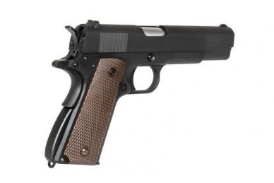 Šratasvydžio pistoletas 1911A CO2 4