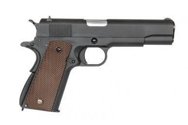 Šratasvydžio pistoletas 1911A CO2 5