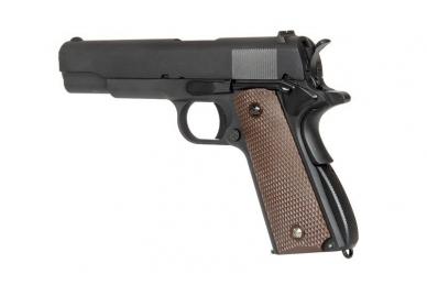 Šratasvydžio pistoletas 1911A CO2 7