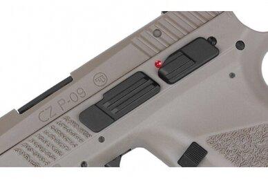 Šratasvydžio pistoletas CZ 75 P-09 FDE 4