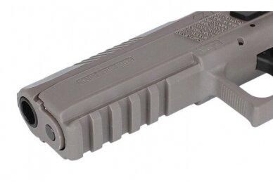 Šratasvydžio pistoletas CZ 75 P-09 FDE 3