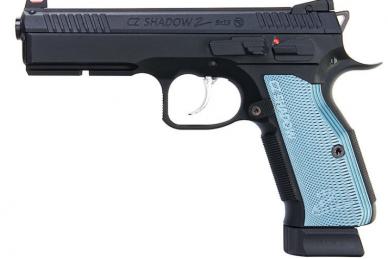 Šratasvydžio pistoletas CZ Shadow 2 2
