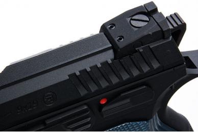 Šratasvydžio pistoletas CZ Shadow 2 17