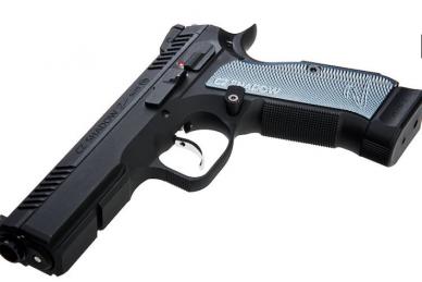 Šratasvydžio pistoletas CZ Shadow 2 18