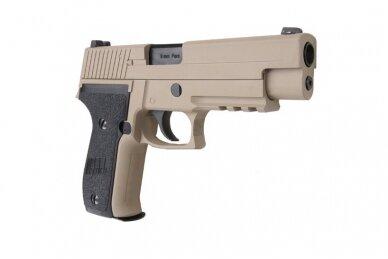 Šratasvydžio pistoletas F226 MK25 4
