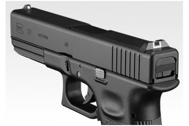 Šratasvydžio pistoletas G22 .40SW 3