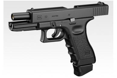 Šratasvydžio pistoletas G22 .40SW 4