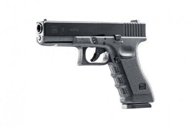 Šratasvydžio pistoletas Glock 17 Gen. 3 2