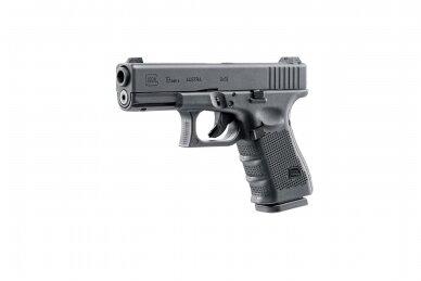 Šratasvydžio pistoletas Glock 19 Gen.4 2
