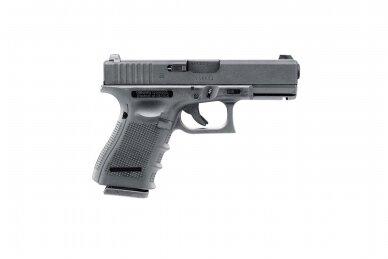 Šratasvydžio pistoletas Glock 19 Gen.4 3