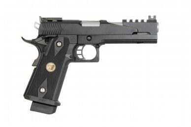 Šratasvydžio pistoletas HI-CAPA 5.1 Dragon Maple Leaf 4