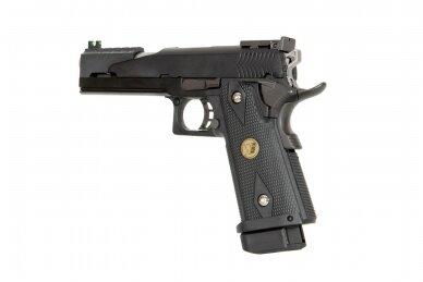 Šratasvydžio pistoletas HI-CAPA 5.1 Dragon Maple Leaf 6