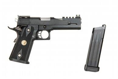 Šratasvydžio pistoletas HI-CAPA 5.1 Dragon Maple Leaf 7
