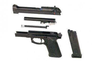 Šratasvydžio pistoletas M9 Vertec 8