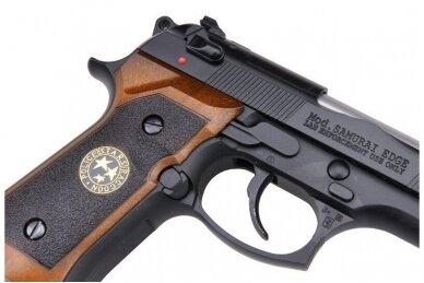 Šratasvydžio pistoletas M92 Biohazard 5
