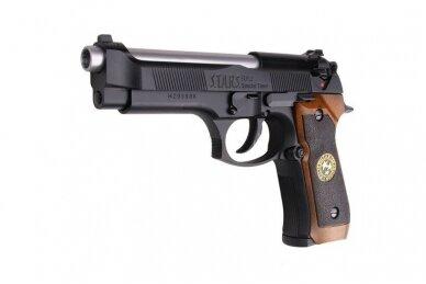Šratasvydžio pistoletas M92 Biohazard 4