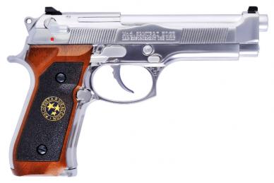 Šratasvydžio pistoletas M92 BioHazard Silver 2