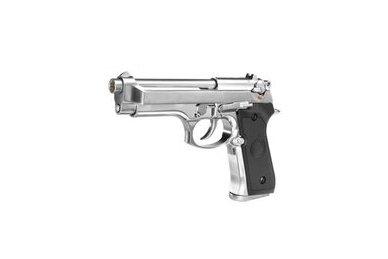 Šratasvydžio pistoletas M92S CO2 Chrome 4