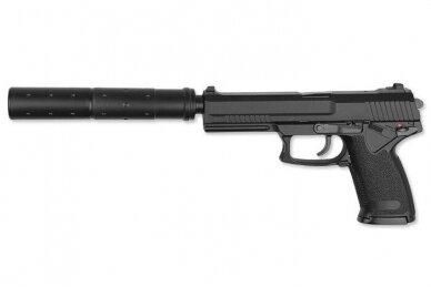 Šratasvydžio pistoletas ASG MK23
