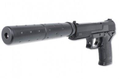 Šratasvydžio pistoletas ASG MK23 3
