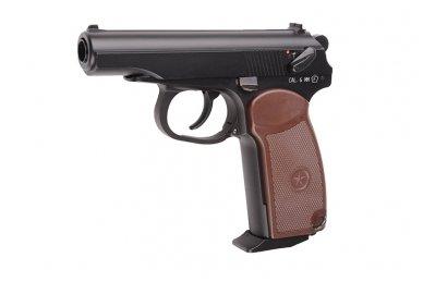 Šratasvydžio Pistoletas PM Makarov 4