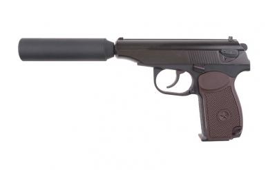 Šratasvydžio pistoletas PM Makarov