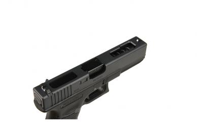 Šratasvydžio pistoletas WE Glock 18c 3