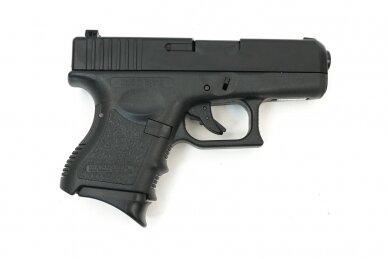 Šratasvydžio pistoletas Glock 26 2