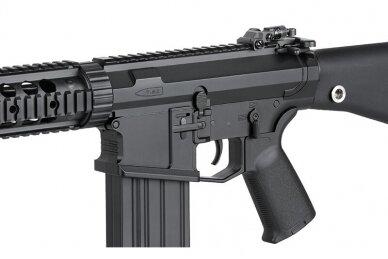 Šratasvydžio pusiau-automatinis snaiperinis šautuvas SR-25 5