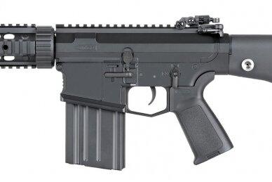Šratasvydžio pusiau-automatinis snaiperinis šautuvas SR-25 6