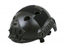 Taktinis šalmas X-Shield FAST PJ Black