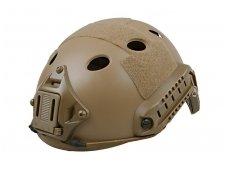 Replica helmet X-Shield FAST PJ Tan